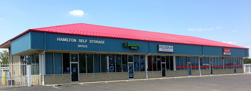 Storage Units Near Hamilton Ohio Dandk Organizer